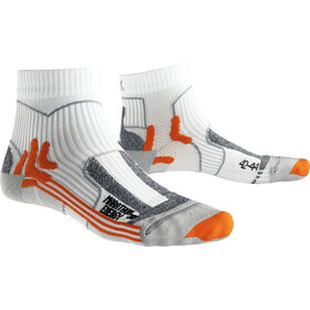 X-Socks Marathon Energy Socks Men White/Orange